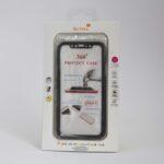 360° Schutzhülle mit Panzerglas fürs iPhone X